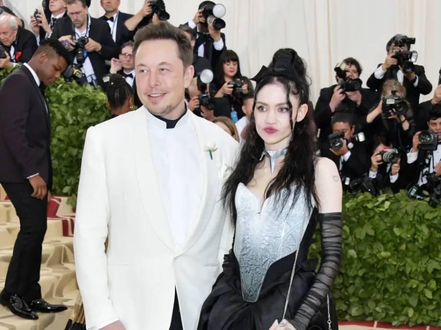 Grimes y Elon Musk, se convertirían en padres