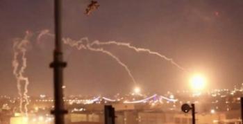 Reportan ataque en zona de Bagdad donde se encuentra la embajada de EU