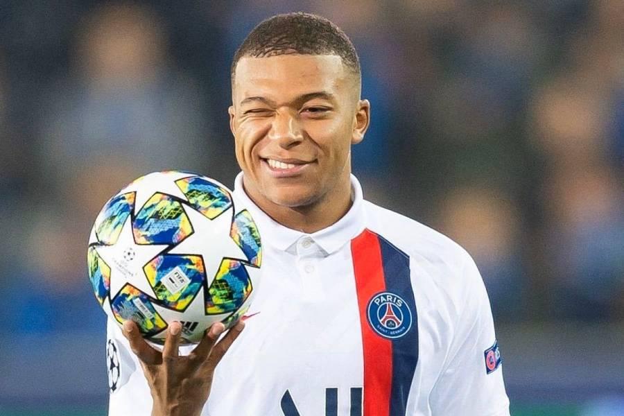 Mbappé aún no piensa en la renovación de contrato con PSG