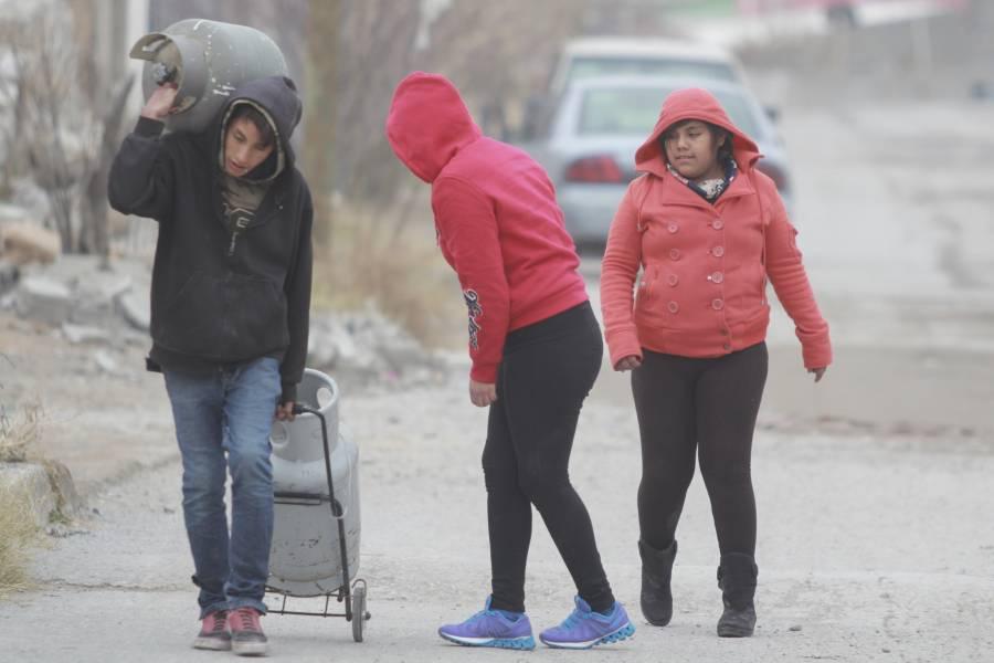 Temperaturas de menos 10 grados en Sonora, Chihuahua y Durango