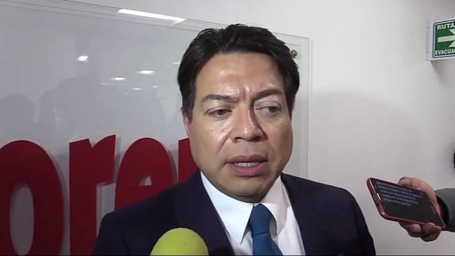 México está en el proceso de transformación para alcanzar el bienestar social de la población: Mario Delgado