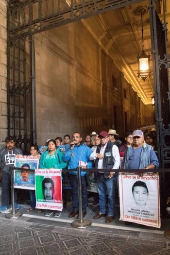 En marzo habrá resultados sobre caso Ayotzinapa: padres de estudiantes