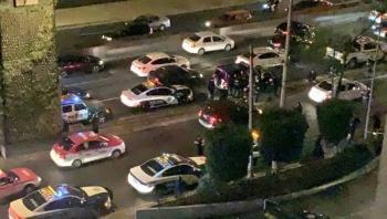 Balacera en Periférico Sur deja un muerto y tres personas lesionados