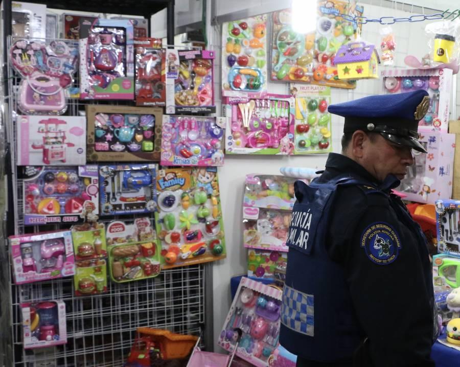 SSC desplegará 22 mil policías en primer simulacro de 2020