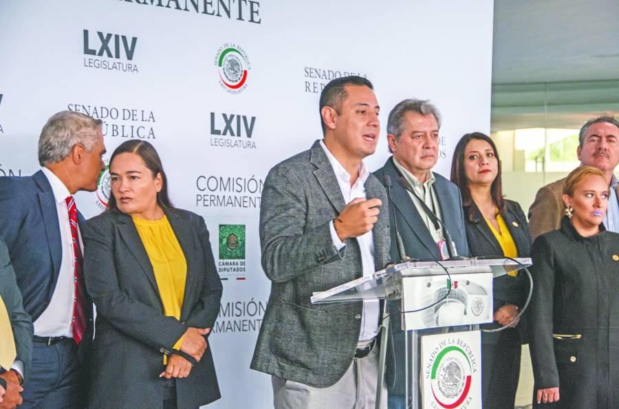 Oposición afirma que el recorte de 50% no afectará al partido oficial