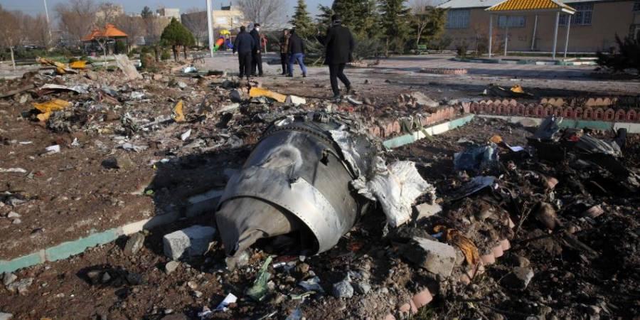 Admite Irán haber derribado avión ucraniano, por error humano