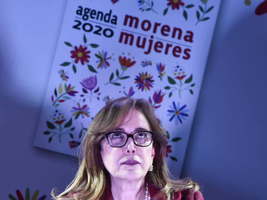 """Recorte deYeidckolamputará pies y brazos a Morena"""