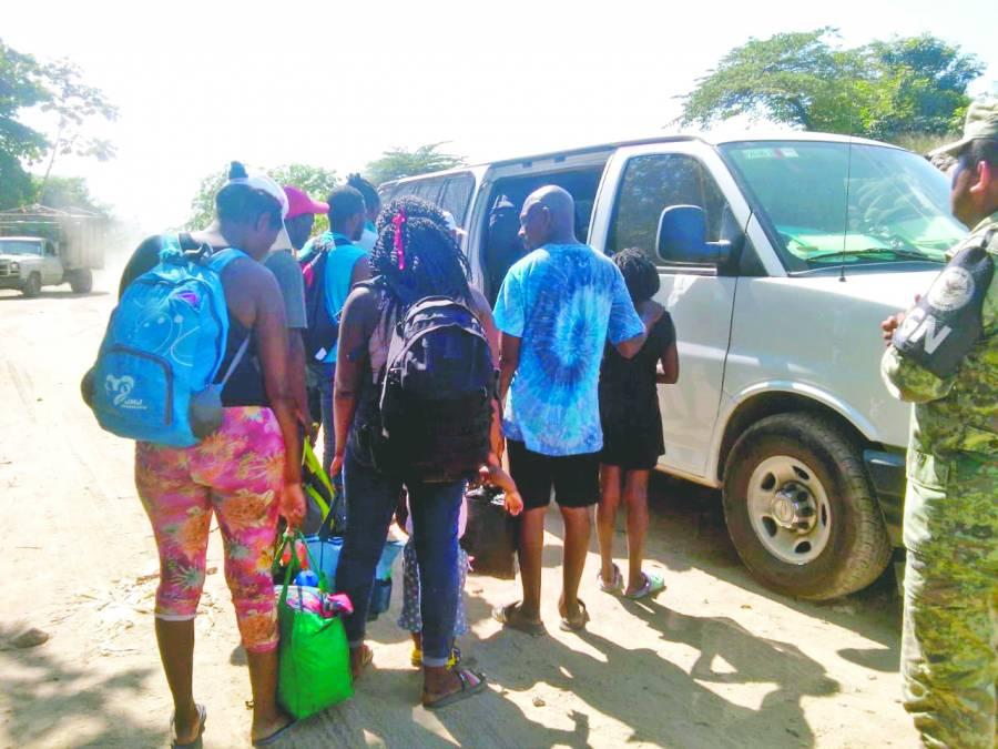 En 4 días, INM y Guardia Nacional detienen a 711 migrantes