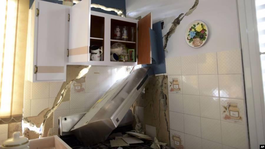 Se registra nuevo sismo en Puerto Rico