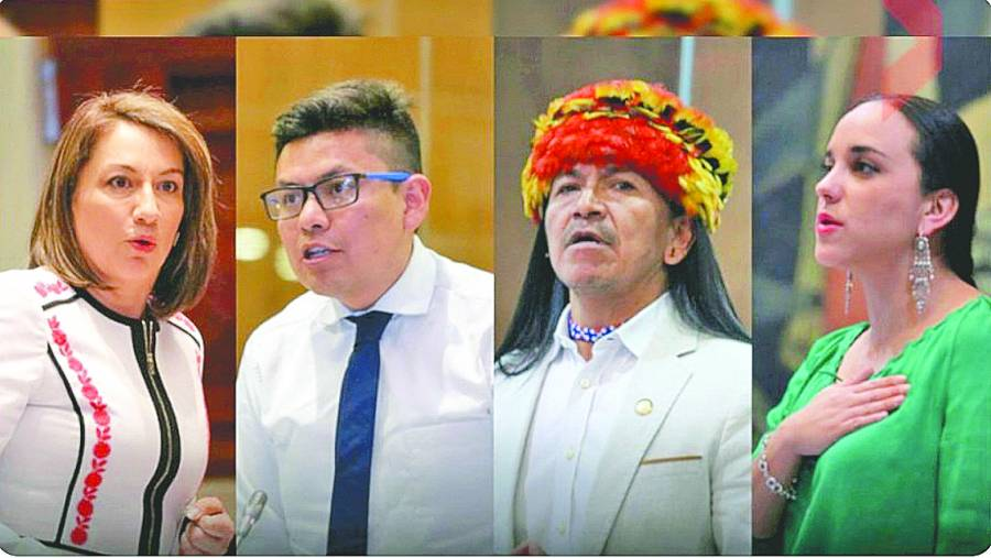 México ahora asila a  aliados de Rafael Correa