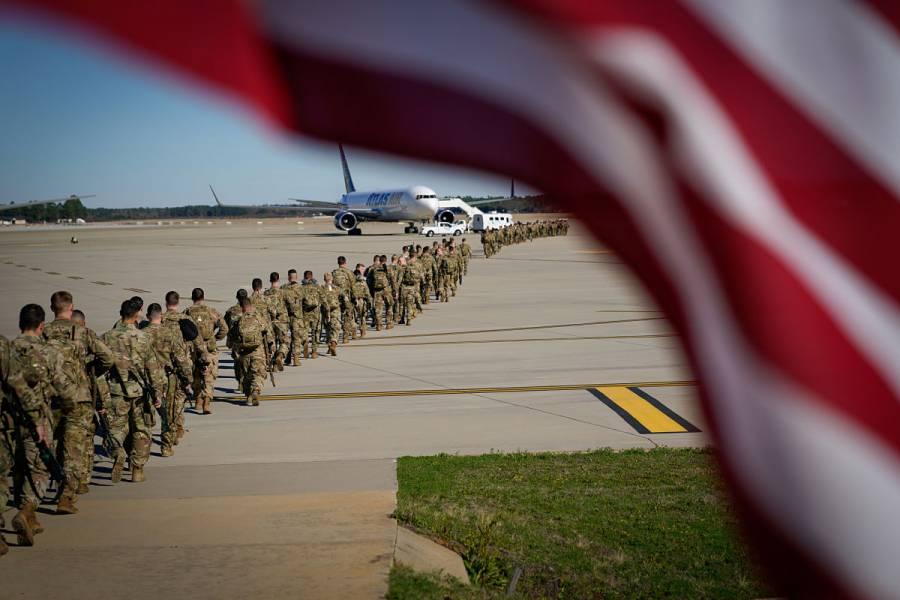 Irak pide que EU envíe una misión para organizar la retirada de sus tropas