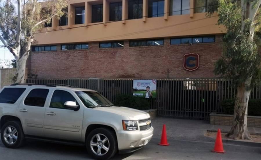 Disparó nueve veces el menor del Colegio Cervantes: Fiscalía
