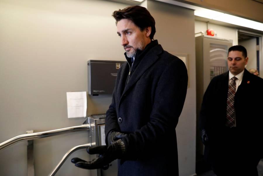 Trudeau y Rouhani conversan tras caída de avión en Irán