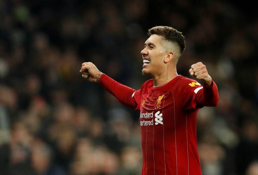 Liverpool gana al Tottenham y ya acaricia la Premier League