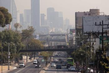 Valle de México registra 107 puntos de contaminación