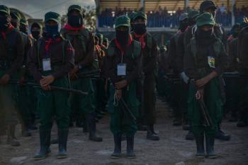 Bisnieto de Zapata respaldará oposición del EZLN a proyectos de AMLO