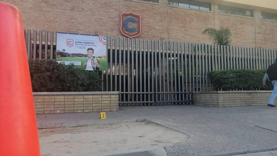 Despiden menor que disparó en colegio de Torreón