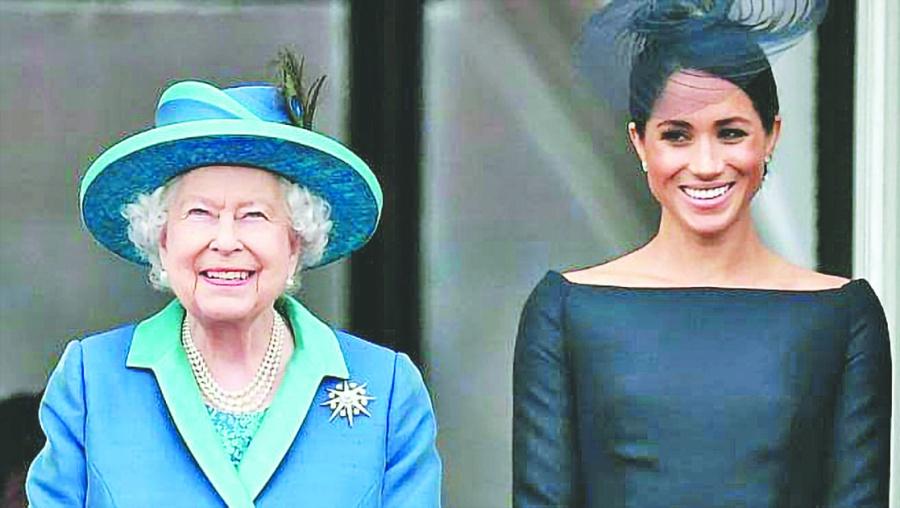 Meghan firma con Disney y la Reina tiene reunión urgente