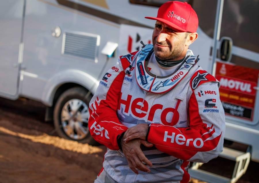 Muere el portugués Paulo Goncalves en el rally Dakar