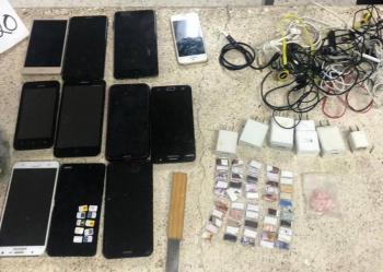 Del 2018 al 2020, decomisan mil 908 celulares en prisiones de la CDMX