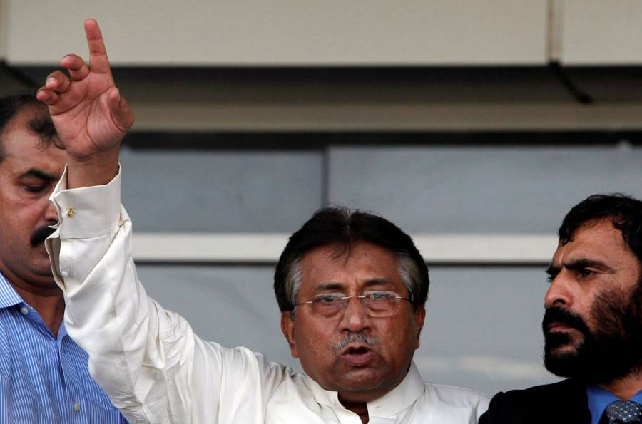 Anulan sentencia de muerte contra el exdictador Musharraf