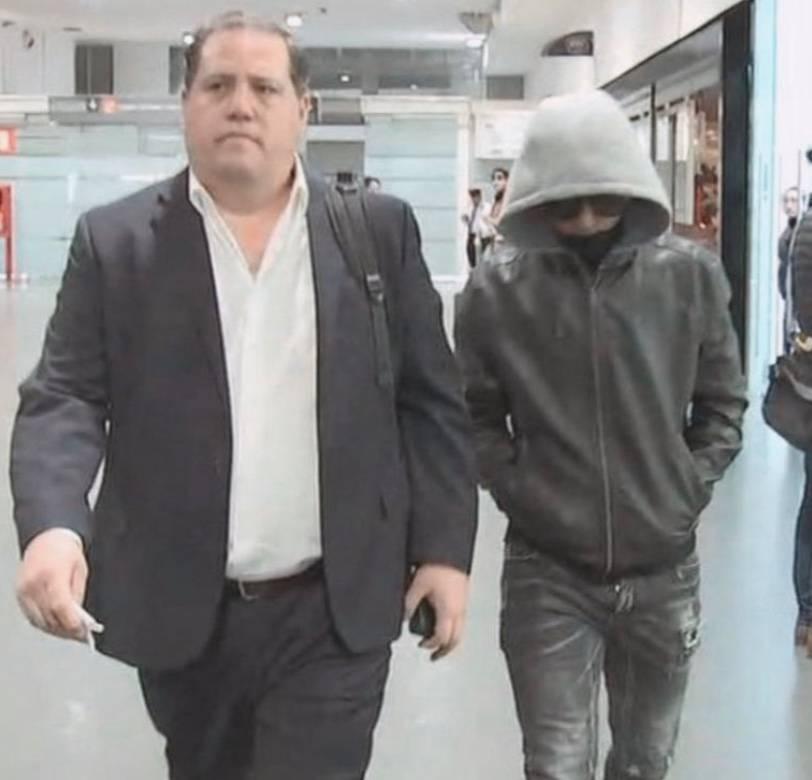 Víctor Guzmán llega a la CDMX para aclarar situación con la FMF