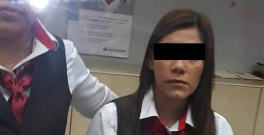 Niega Banco presunto parentesco entre cajera y asaltante en Verarcruz