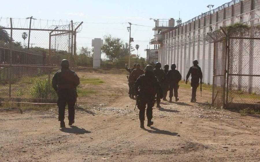 Reos fugados de penal en Culiacán tenían la consigna de apoya a Ovidio Guzmán
