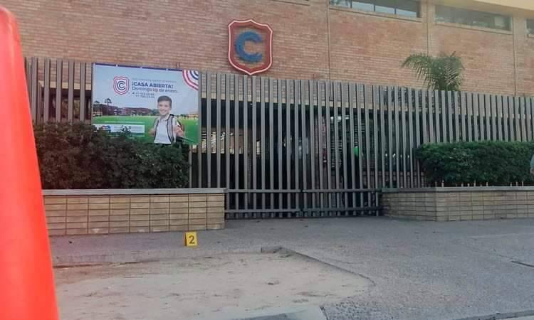 Detienen al abuelo del niño que disparó en el Colegio Cervantes