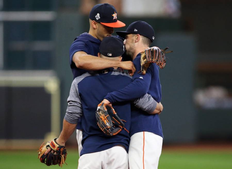 MLB anuncia sanción histórica contra los Astros de Houston