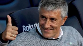Oficial: Quique Setién, nuevo entrenador del Barcelona