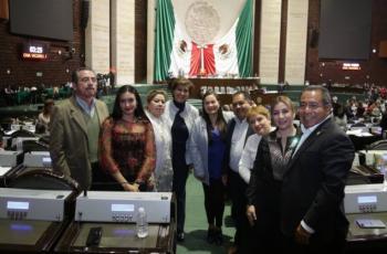 Grupo Parlamentario de PRD es el de mayor número de iniciativas por integrante en esta legislatura