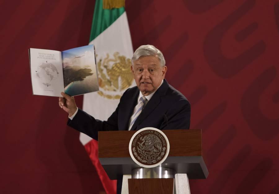 Regresará el avión presidencial a México