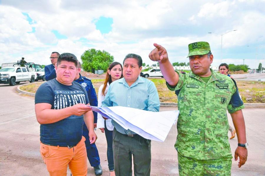 Inicia construcción de sede estatal de Guardia Nacional en Soledad, SLP