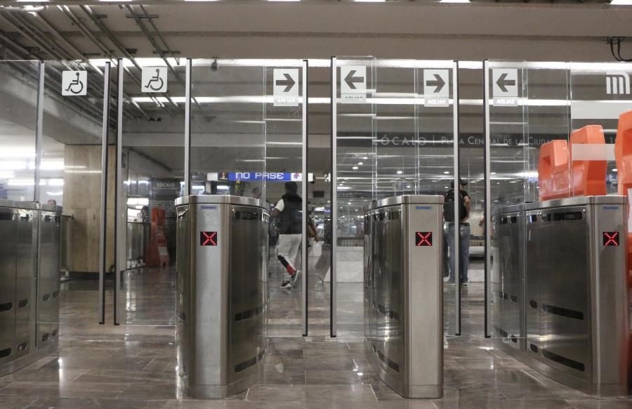 Instalarán 55 escaleras eléctricas en el metro para 2021