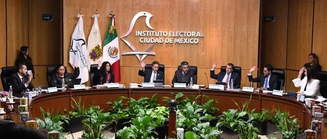 IECM lanza app para votar vía electrónica