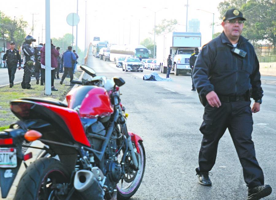 Ejecutores en moto llevan 5 víctimas en lo que va del año