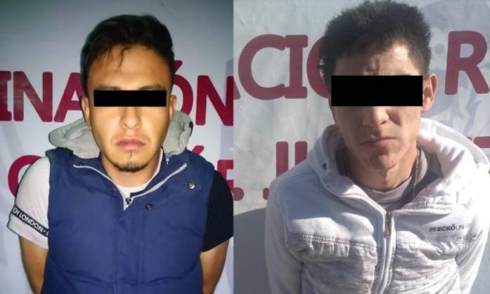 "Detienen a dos presuntos integrantes de banda ""Artistas Asesinos"""