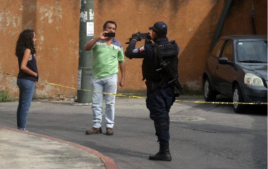 México es un país de alto riesgo para los periodistas
