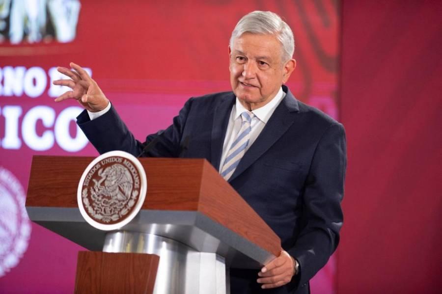 """Reitera AMLO que en 2024 se aleja de la política; no seré """"caudillo"""", dice"""
