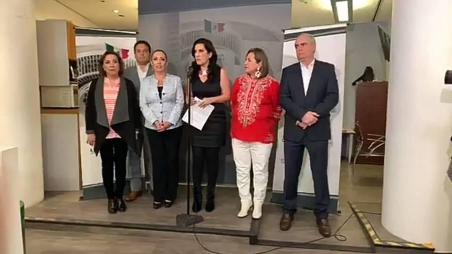 Modificar artículos de la ley de Salud para hacer verdaderamente gratuito  servicios del INSABI, proponen senadores del PAN