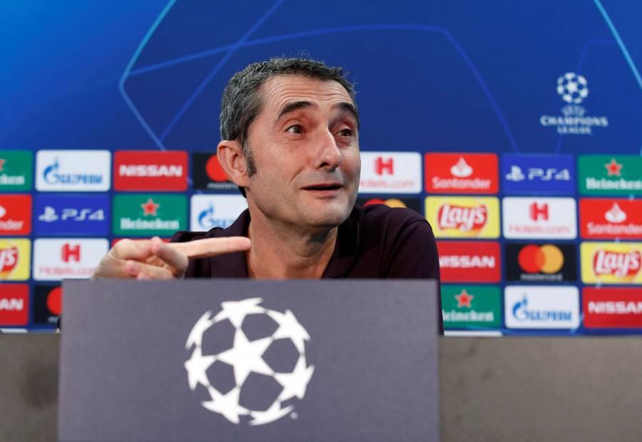 Ernesto Valverde se despide del Barcelona con emotiva carta