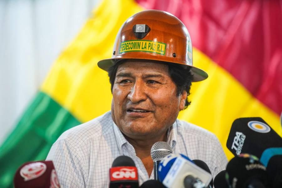 La UC presionará desde el Congreso para que Evo Morales se vaya