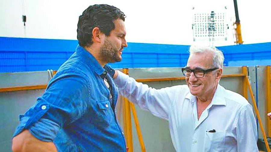 """Gastón Pavlovich, el """"tercer"""" mexicano que busca el Oscar"""