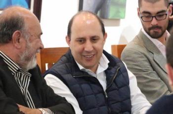 Fernando Manzanilla renuncia a Secretaría de Gobernación de Puebla