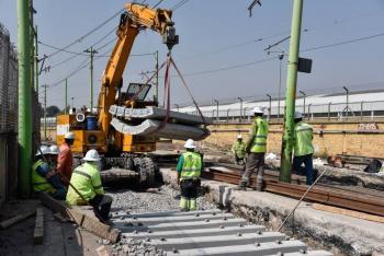 Tras obras, Tren Ligero dará servicio este 16 de enero