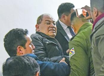 Bolivia arresta a mano derecha de Evo Morales