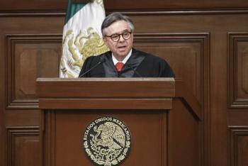 """Difieren para mañana dar a conocer """"causas graves"""" de renuncia de Medina-Mora"""