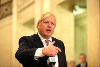 Johnson rechaza un segundo referéndum sobre la independencia en Escocia