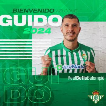 Oficial: Guido Rodríguez al Betis